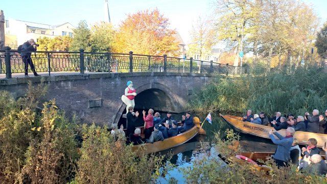 fluisterboot zutphen 30.000 bezoekers - xtra nieuws